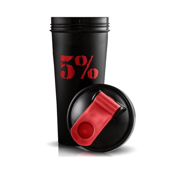 Rich Piana 5% Nutrition - 700 ML Shaker